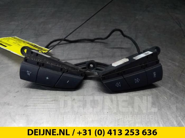 Radiobediening Stuur - Peugeot Boxer