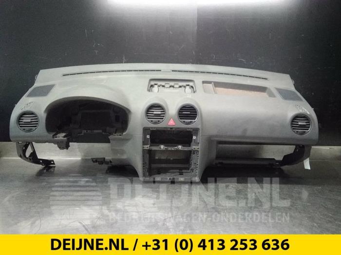 Dashboard - Volkswagen Caddy