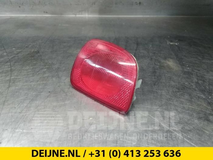 Bumper reflector rechts-achter - Renault Kangoo