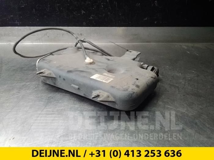 Additatief tank - Fiat Scudo