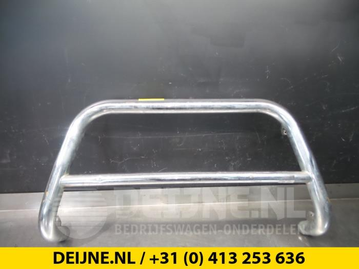Bullbar - Opel Movano