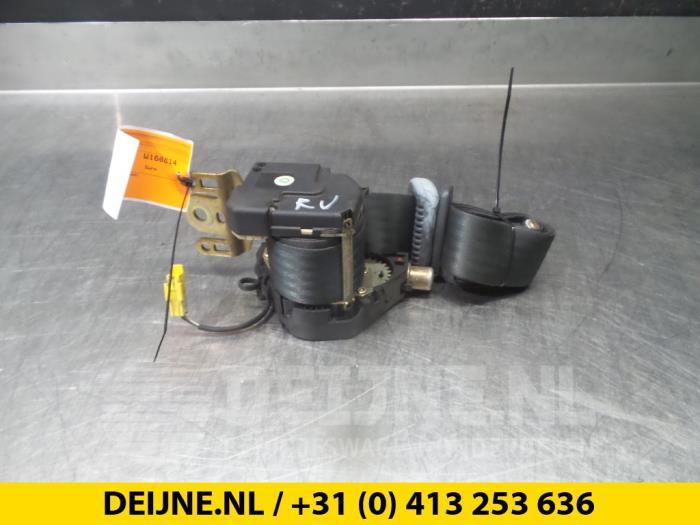 Gordelspanner rechts - Fiat Ducato