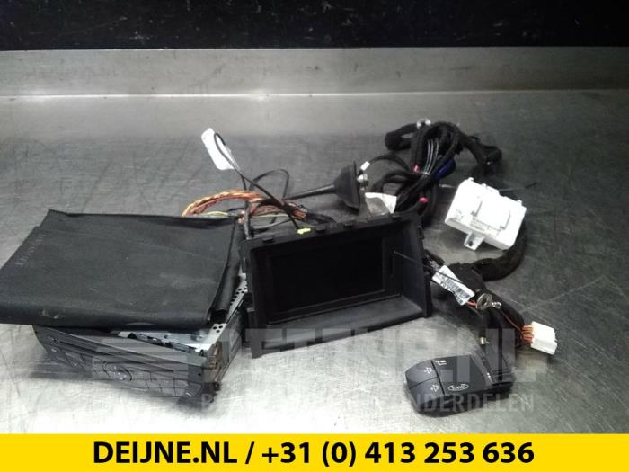 Navigatie Set - Renault Trafic