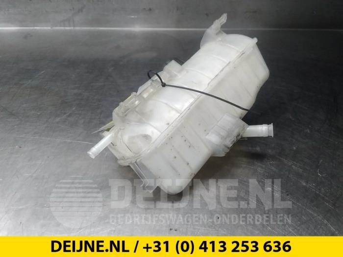 Expansievat - Renault Kangoo