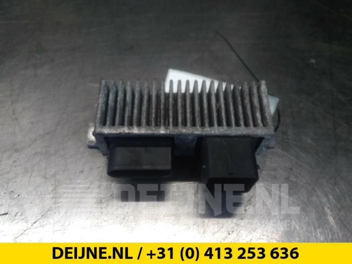 Koelvin relais - Opel Movano