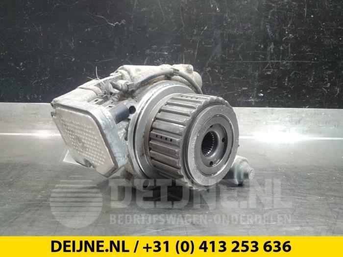 Haldex koppeling - Audi Q3