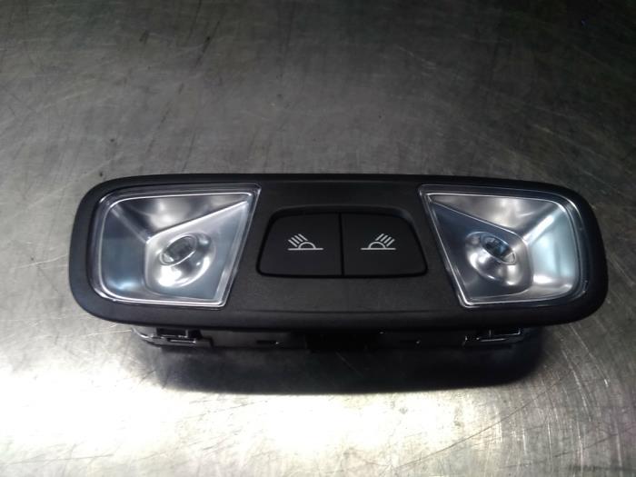 Binnenverlichting achter - Audi Q3