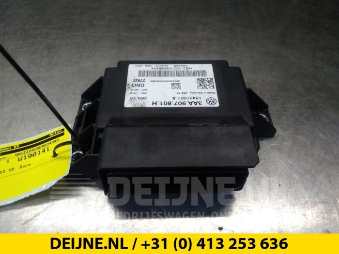 Handrem Module - Audi Q3