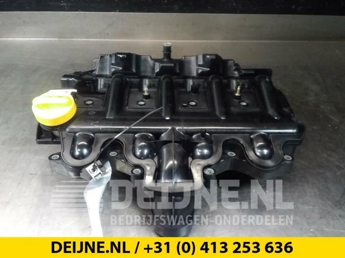 Kleppendeksel - Opel Movano
