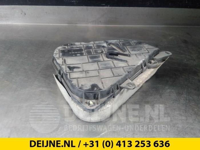 Additatief tank - Peugeot 307