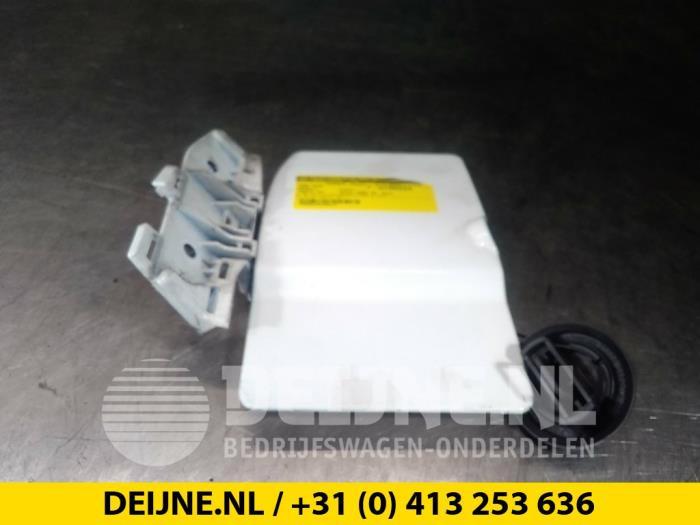 Tank Klep - Renault Trafic