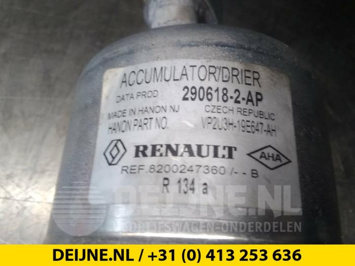 Accumulator - Renault Kangoo