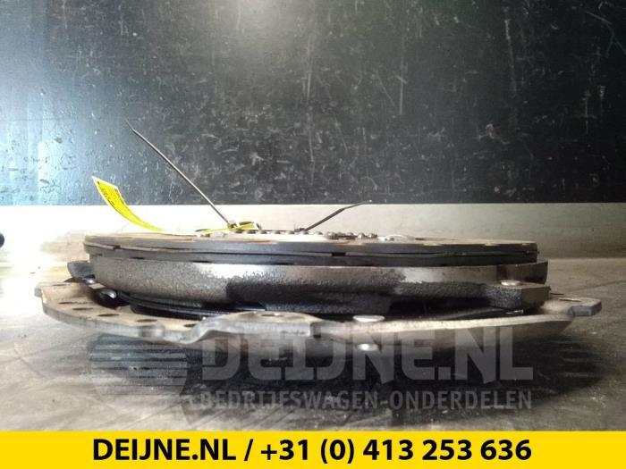 Koppelingsset (compleet) - Opel Zafira