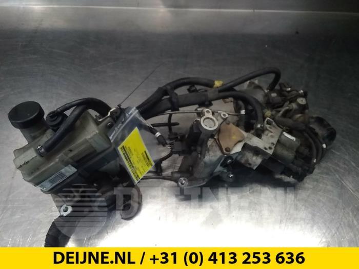 Schakelmotor - Fiat Ducato
