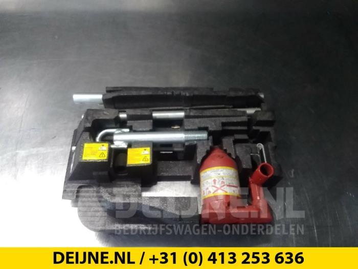 Krikset - Renault Master
