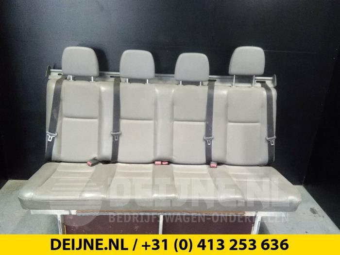 Dubbele cabine - Mercedes Sprinter