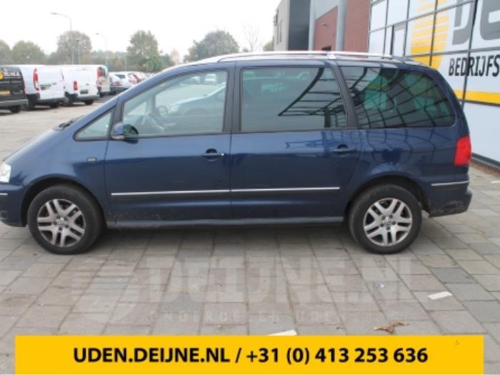 Dakrail set - Volkswagen Sharan