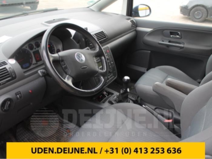 Stuurwiel - Volkswagen Sharan