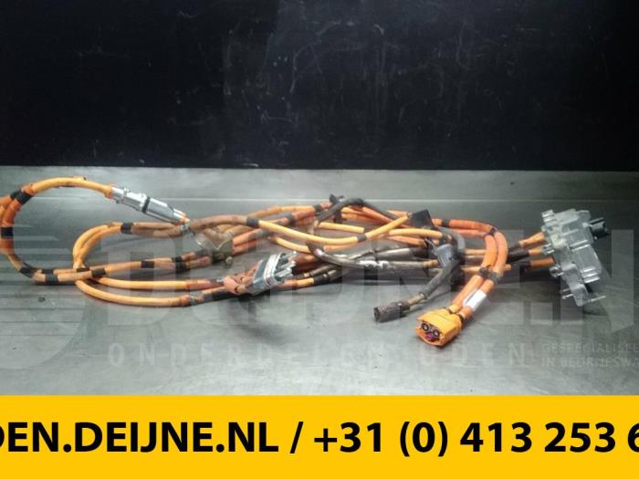 HV kabel (hoog voltage) - Mercedes C-Klasse