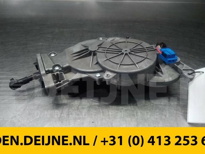 Achterklep motor - Mercedes C-Klasse
