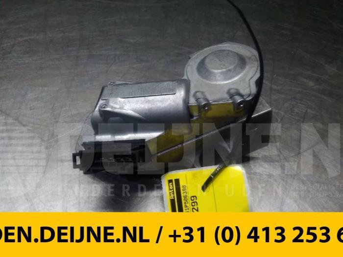 Stuurhuis Slot - Mercedes Sprinter