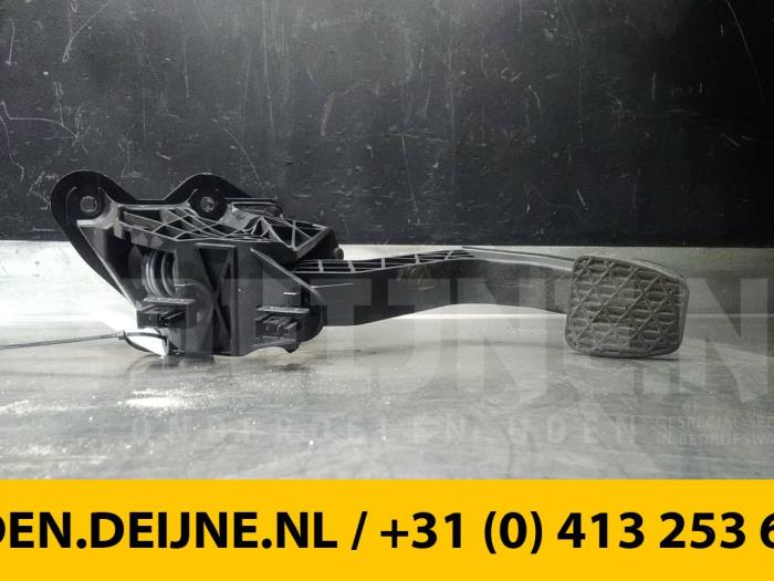 Rempedaal - Mercedes Sprinter
