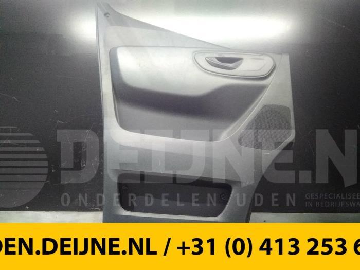 Portierbekleding 2Deurs links - Mercedes Sprinter