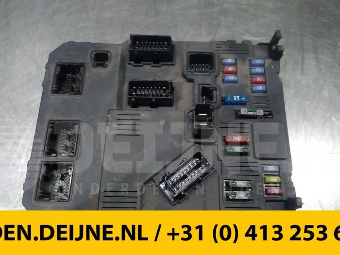 Computer Body Control - Citroen Berlingo