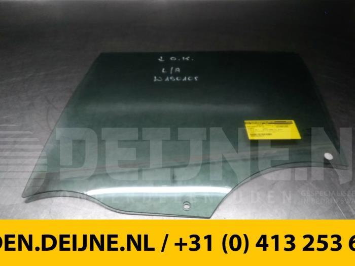 Portierruit 4Deurs links-achter - Renault Clio