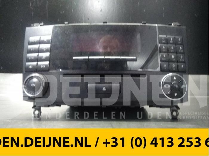 Radio - Mercedes C-Klasse