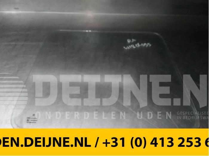 Extra Ruit 2Deurs rechts-achter - Mercedes Sprinter