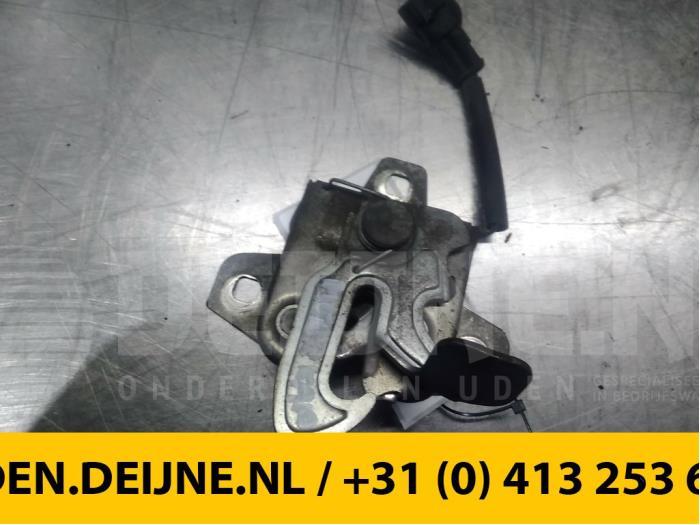 Slotmechaniek Motorkap - Peugeot Boxer