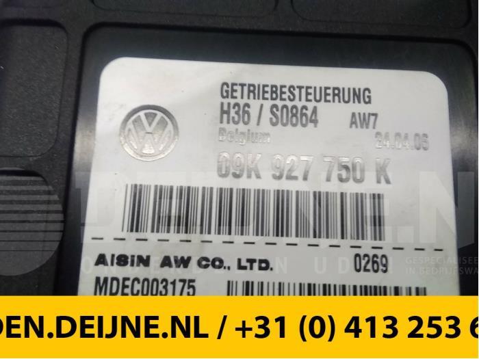 Computer Automatische Bak - Volkswagen Transporter