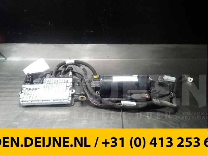 Start/stop condensator - Peugeot Expert
