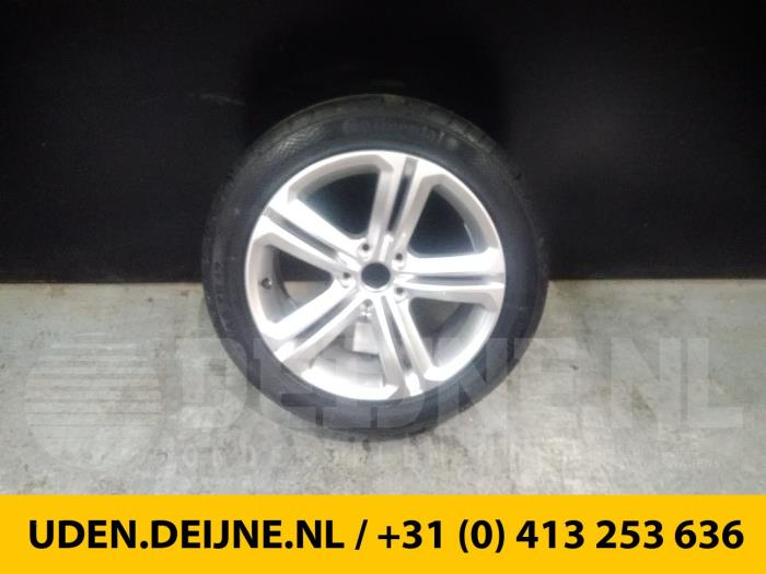 Reservewiel - Volkswagen Passat
