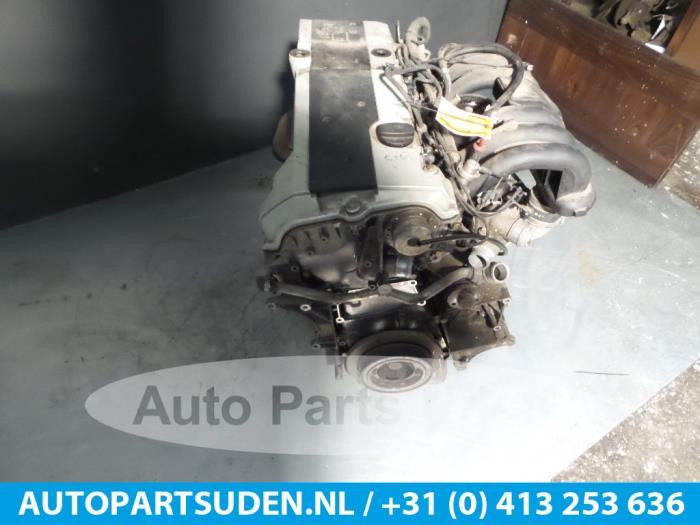Motor - Mercedes SL