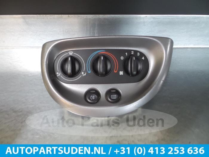 Kachel Bedieningspaneel - Ford KA