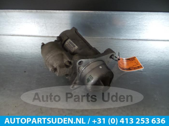 Startmotor - Ford KA