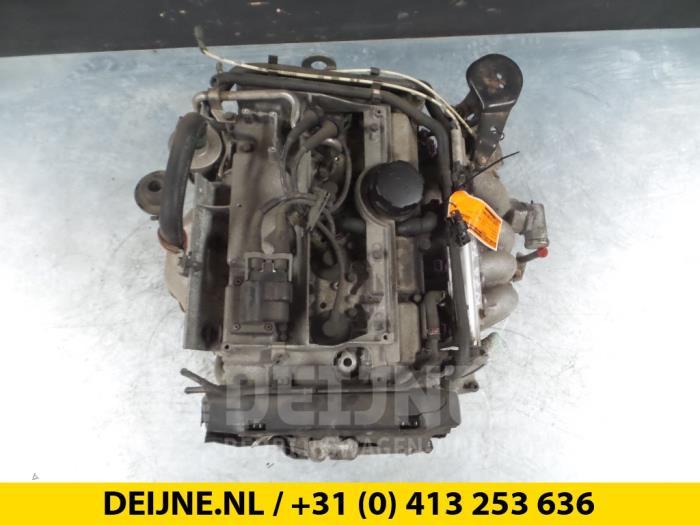 Motor - Renault Laguna