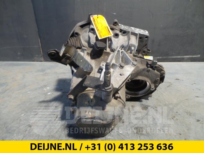 Versnellingsbak - Volvo 4-Serie