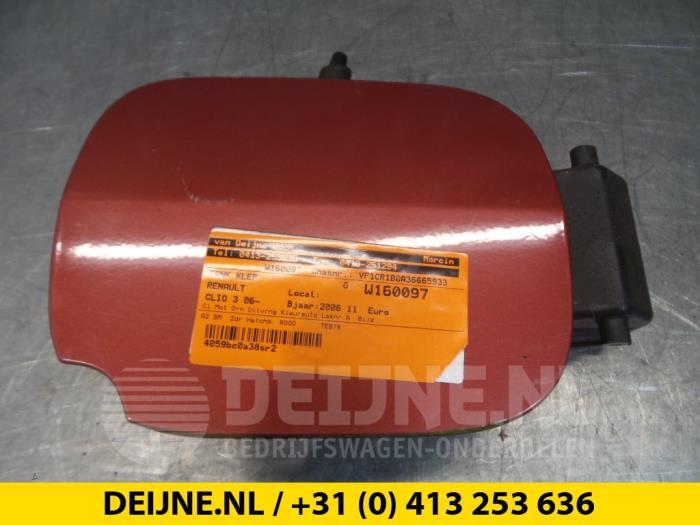 Tank Klep - Renault Clio