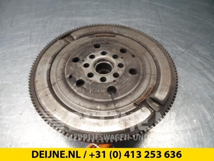 Vliegwiel - Opel Combo