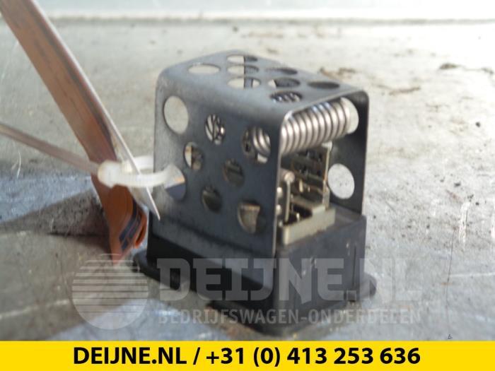 Koelvinweerstand - Opel Astra