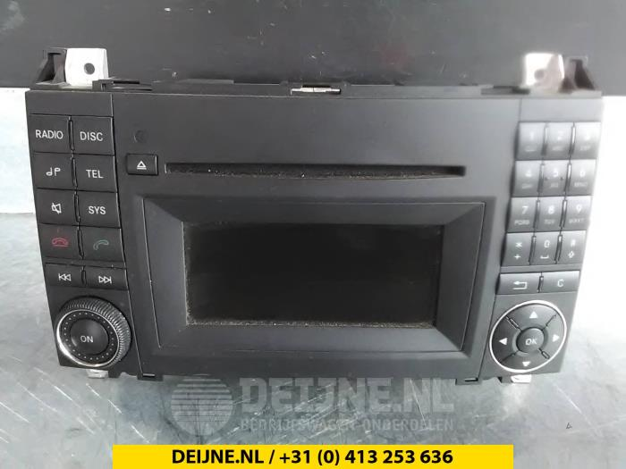 Radio CD Speler - Mercedes Sprinter