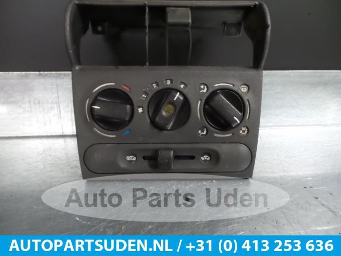 Kachel Bedieningspaneel - Opel Tigra