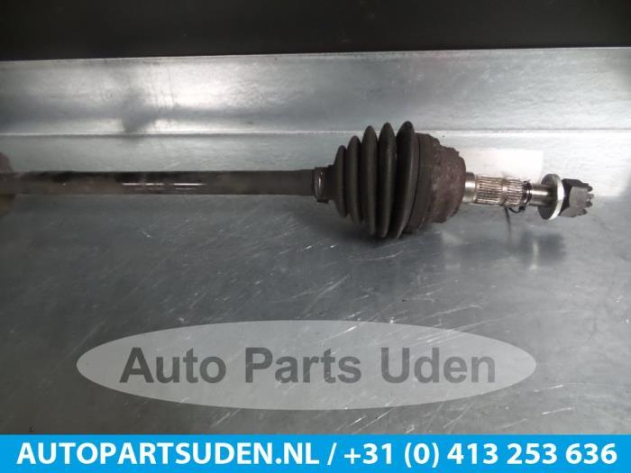 Aandrijfas rechts-voor - Opel Astra