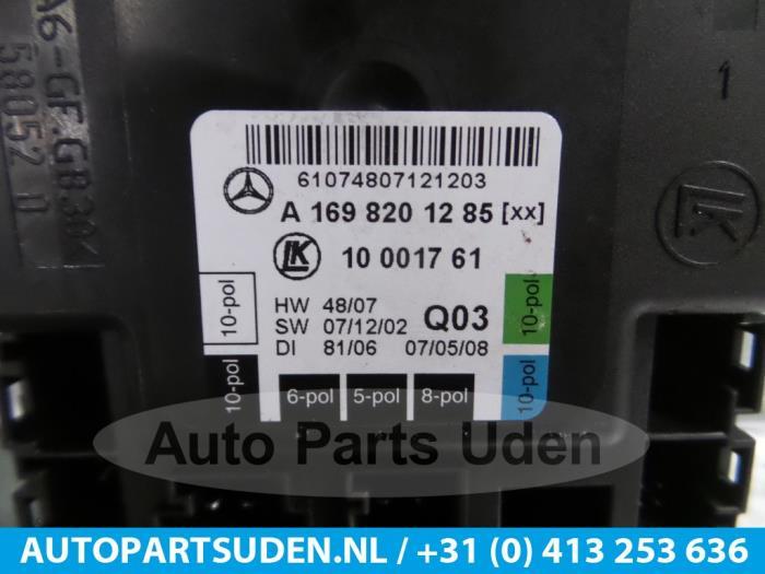 Computer Diversen - Mercedes B-Klasse