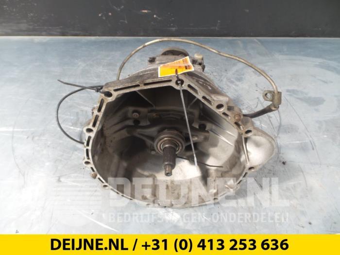 Versnellingsbak - Mercedes 190E/D
