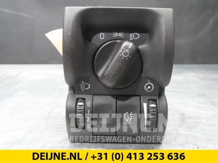 Licht Schakelaar - Opel Vectra