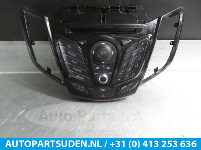 Radiobedienings paneel - Ford Fiesta